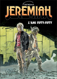 Jeremiah : L'Ami Fifty-Fifty [#30 - 2011]