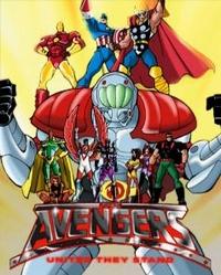 Les Vengeurs : The Avengers [2006]