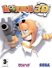 Worms 3D #3 [2003]