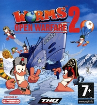 Worms : Open Warfare 2 - PSP