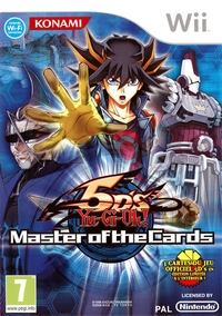 Yu-Gi-Oh! 5D's Master of the Cards [2010]