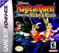 Disney's Magical Quest starring Mickey & Minnie #1 [2002]