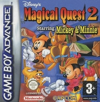 Disney's Magical Quest 2 starring Mickey & Minnie [#2 - 2003]