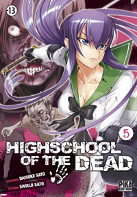 Highschool of the Dead [#5 - 2010]