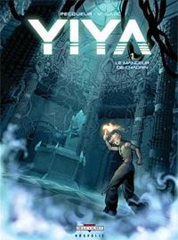 Yiya : Le Mangeur de chagrin [#1 - 2011]