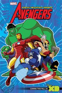 Les Vengeurs : Avengers: l'équipe des super héros [2011]