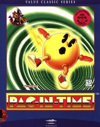 Pac-Man : Pac-in-Time [1995]