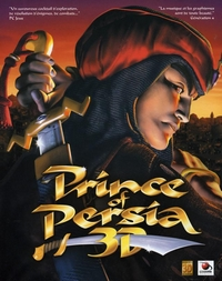 Prince of Persia 3D #3 [1999]