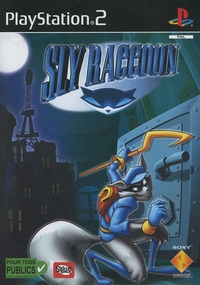 Sly Raccoon HD - PSN