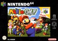 Mario Golf - consolle virtuelle