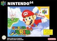 Super Mario 64 - Console Virtuelle