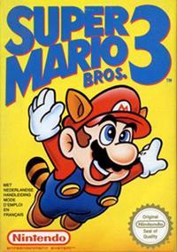 Super Mario Bros. 3 - eshop WiiU