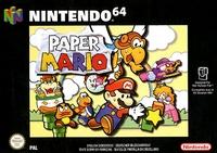 Paper Mario - Console virtuelle