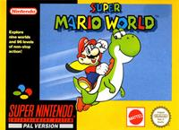 Super Mario World - Console virtuelle