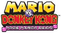 Mario vs. Donkey Kong : Le Retour des Minis ! - DSiWare
