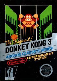 Donkey Kong 3 [1983]