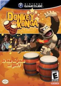 Donkey Konga #1 [2004]