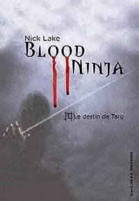 Blood ninja #1 [2011]