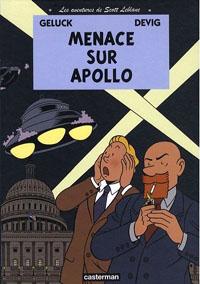 Les Aventures de Scott Leblanc : Menace sur Apollo #2 [2011]