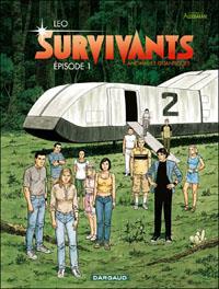 Les Mondes d'Aldebaran : Cycle Survivants: Anomalies quantiques, épisode 1 [2011]