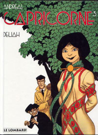 Capricorne : Deliah [#3 - 2000]