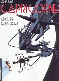Capricorne : Le cube numérique [#4 - 1999]