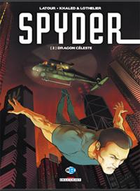 Spyder : Dragon Celeste #2 [2011]