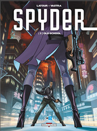 Spyder : Old School #3 [2011]