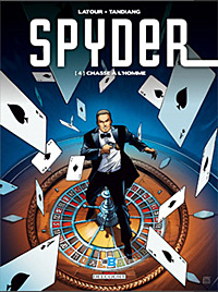 Spyder : Chasse à l'homme #4 [2011]