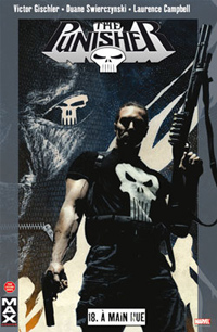 Punisher : A main Nue #18 [2011]