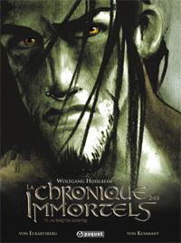 Chronique des immortels : Au bord du gouffre [#1 - 2005]