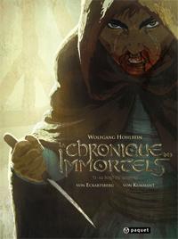 Au bord du gouffre 2 : La Chronique des Immortels 2. Au bord du Gouffre - 2