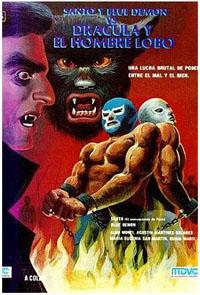 Santo y Blue Demon vs Drácula y el Hombre Lobo [1973]