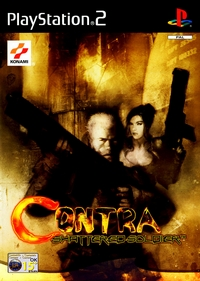 Contra : Shattered Soldier [2003]
