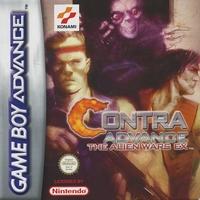Contra Advance : The Alien Wars EX - Console Virtuelle