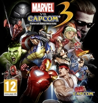 Marvel vs Capcom 3 : Fate of Two Worlds [#3 - 2011]