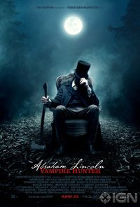 Abraham Lincoln, Chasseur de Vampires [2012]