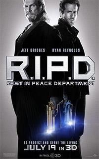 R.I.P.D. Brigade fantôme Blu-ray
