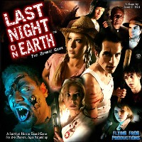 Last Night on Earth [2007]