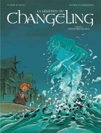 La légende du Changeling : Spring Heeled jack #3 [2010]