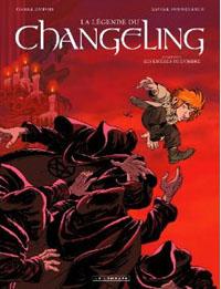 La légende du Changeling : Les lisières de l'ombre #4 [2011]