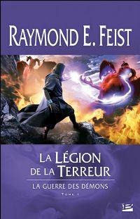 Les Chroniques de Krondor : La Guerre des Démons : La légion de la terreur [#1 - 2011]