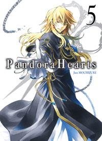 Pandora Hearts #5 [2011]