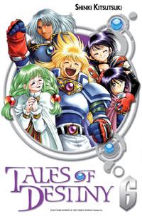 Tales of Destiny #6 [2011]