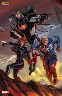 Marvel Stars [2011]