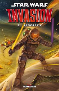 Star Wars : Invasion 2 -Rescapés #2 [2011]