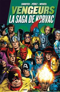 Les Vengeurs : Vengeurs - La saga de Korvac #1 [2011]