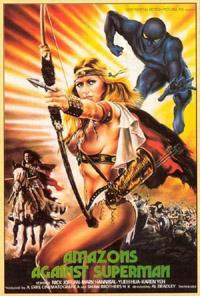 Les Trois Fantastiques Supermen : Supermen contre les amazones [1975]
