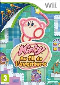 Kirby au Fil de L'Aventure - WII