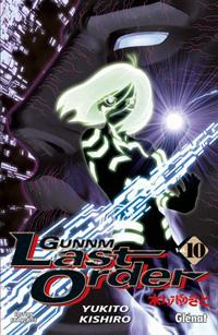 Gunnm Last Order #10 [2008]